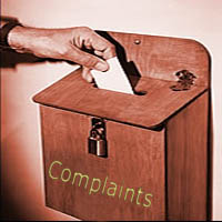 Image of Complaint Box